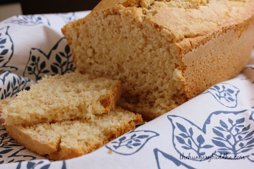 Popular Food in Fiji - Fijian Coconut Bread