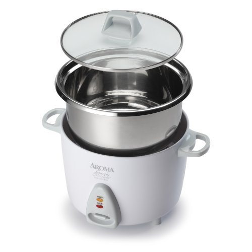 Best Stainless Steel Rice Cooker - Aroma