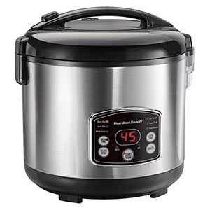 Best Stainless Steel Rice Cooker - Hamilton Beach