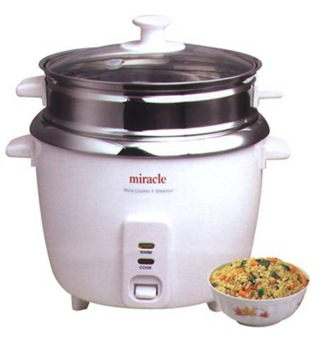 Best Stainless Steel Rice Cooker - Miracle