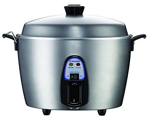 Best Stainless Steel Rice Cooker - Tatung