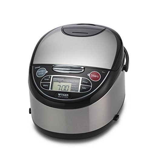 Best Stainless Steel Rice Cooker - Tiger Corporation