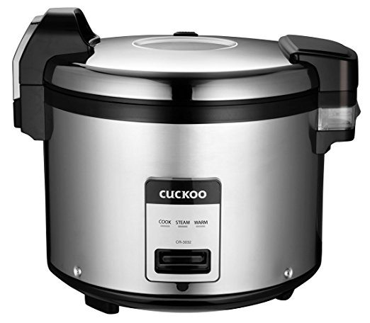 Best Commercial Rice Cooker - Cuckoo