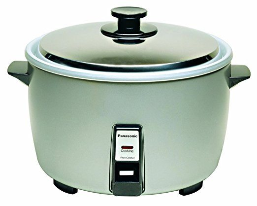 Best Commercial Rice Cooker - Panasonic