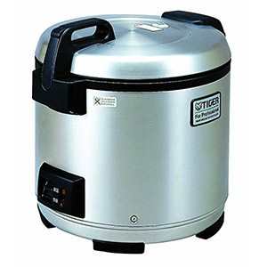 Best Commercial Rice Cooker - Tiger Corporation