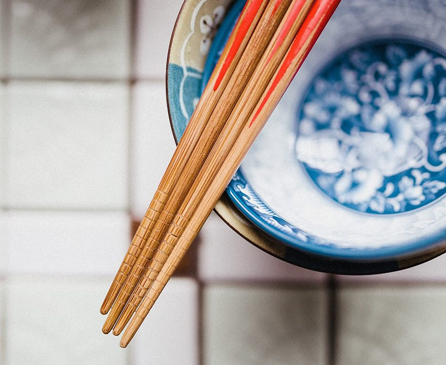 WHATS THE BEST MATERIAL FOR CHOPSTICKS