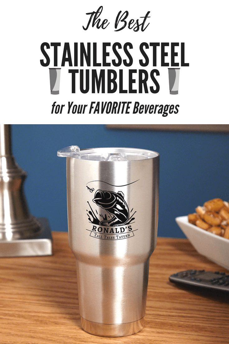 The Best Stainless Steel Tumblers For Your FAVORITE Beverages