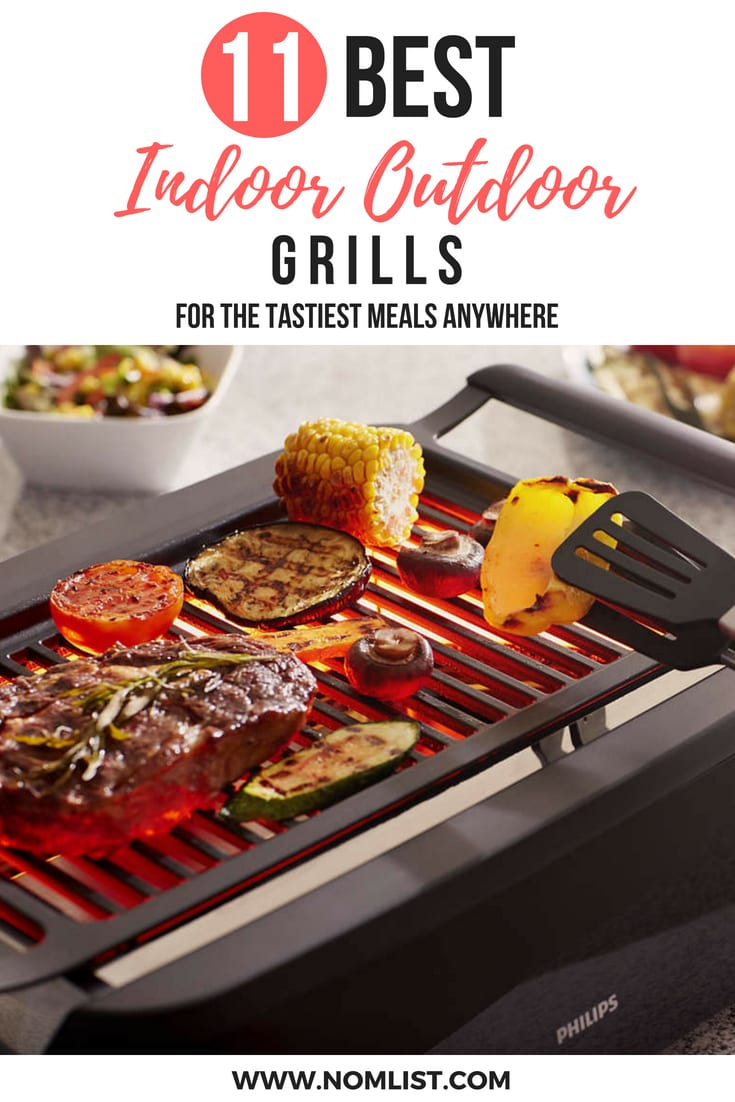 Best indoor outdoor grills - Pinterest