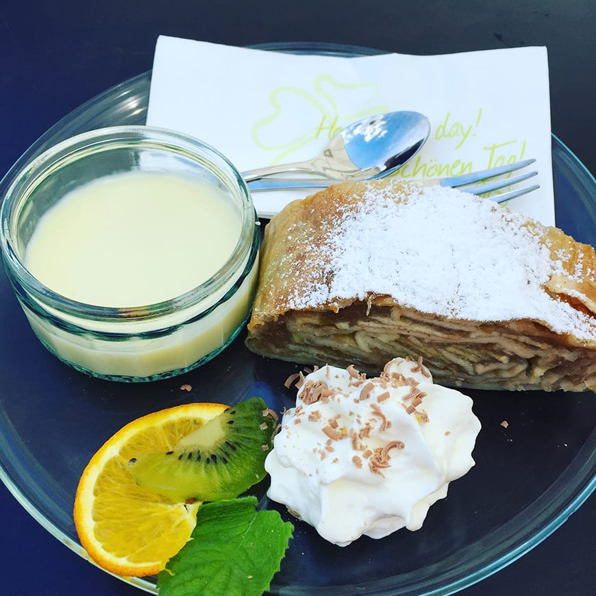 Apple Strudel - Apple Strudel - Best Things to Eat in Europe