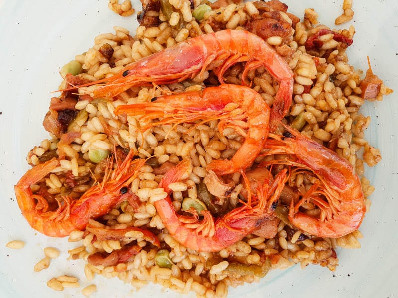 Best Things to Eat in Europe - Arroz
