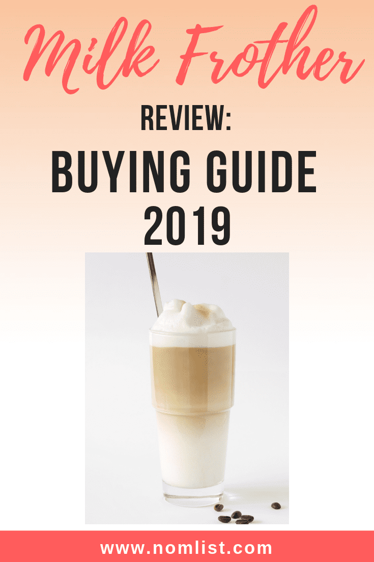 If you love coffee featuring delicious, foamy milk, you will need a milk frother to achieve this. There are countless milk frothers on the market but don't worry, we've created the ultimate guide to help you through the process of selecting the perfect one. #milk #milkfrother #frothers #milkfrothers #kitchentools #coffee #coffeetools #coffeemachine #kitchenappliances