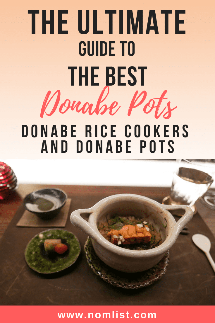 Here are the 10 Best Recipes to Cook in your Japanese Donabe Pot! The Donabe is used to create communal family one pot meals to shared at the dinner table. Used in Japanese for centuries, its usually made of clay - which allows heat and moisture to evenly move throughout the pot during the cooking process.#japanese #japanesefood #japaneserecipes #donabe #donabepot #donaberecipe #hotpot #japanesehotpotHere are the 10 Best Recipes to Cook in your Japanese Donabe Pot! The Donabe is used to create communal family one pot meals to shared at the dinner table. Used in Japanese for centuries, its usually made of clay - which allows heat and moisture to evenly move throughout the pot during the cooking process.#japanese #japanesefood #japaneserecipes #donabe #donabepot #donaberecipe #hotpot #japanesehotpot