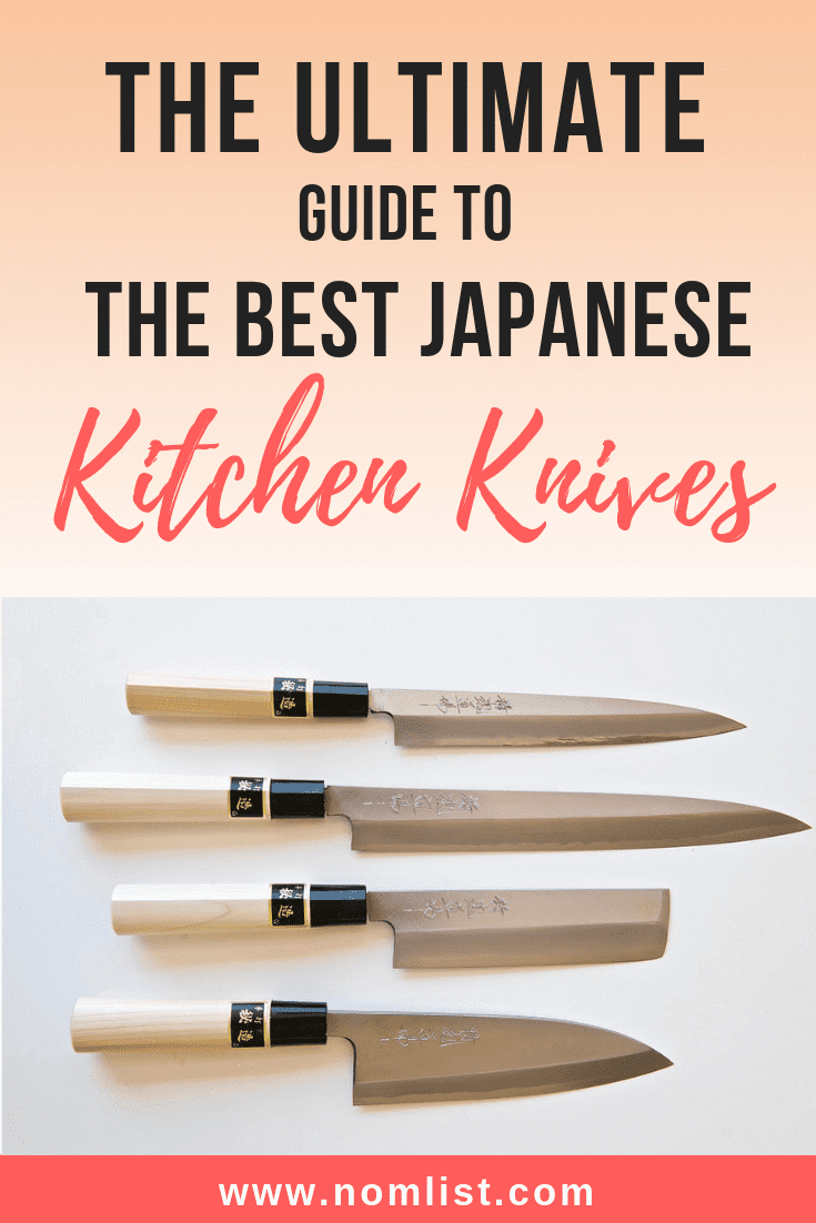 Japanese kitchen knives are the absolute best! Here are our top 10 picks for the Best Japanese Kitchen Knives #japanese #japaneseknives #japanknives #japanmade #cutting #knives #kitchenkinves #kitchenware #kitchentools #kitchenappliaces #knife #cuttingboards