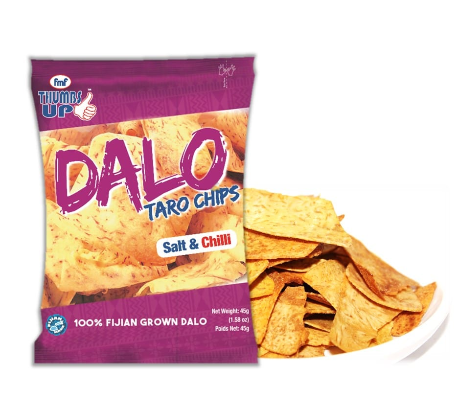 Dalo Chips Fiji Snacks