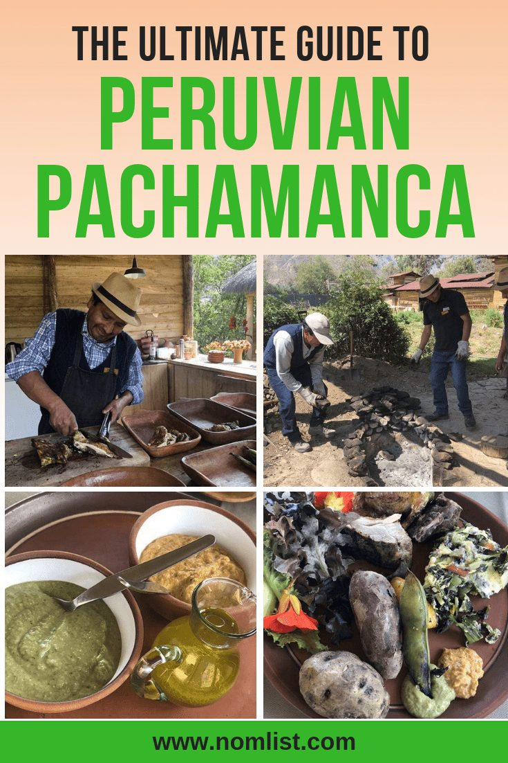 Ultimate Guide to Pachamanca