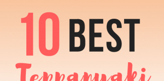 Best Teppanyaki Grill