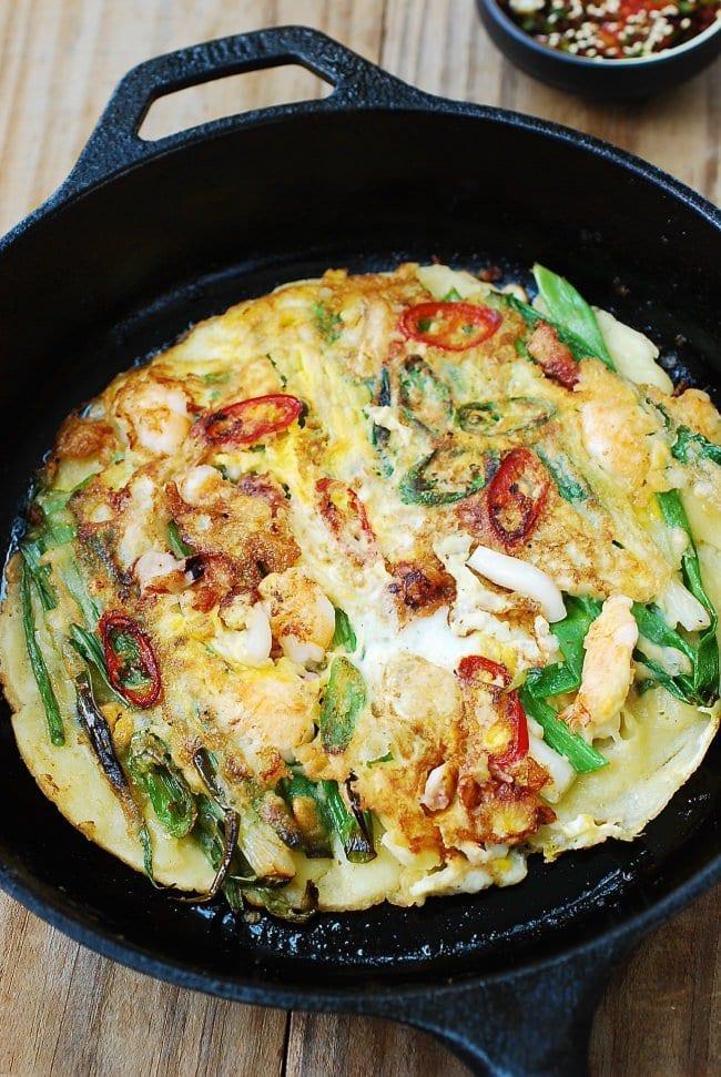 Haemul Pajeon - Korean Wheat Flour
