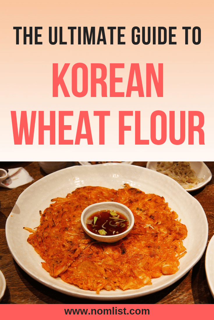 The Ultimate Guide to Korean Wheat Flour