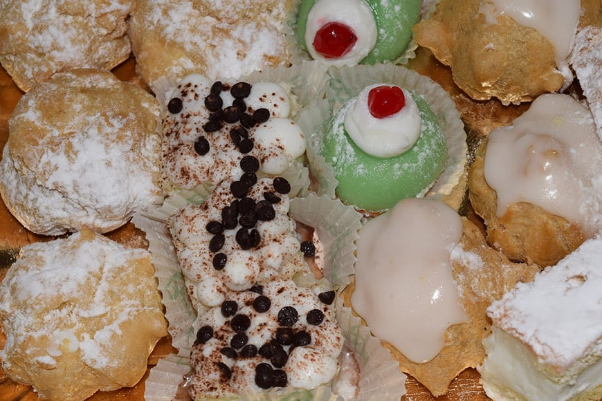 What the eat in Sicily - Cassata