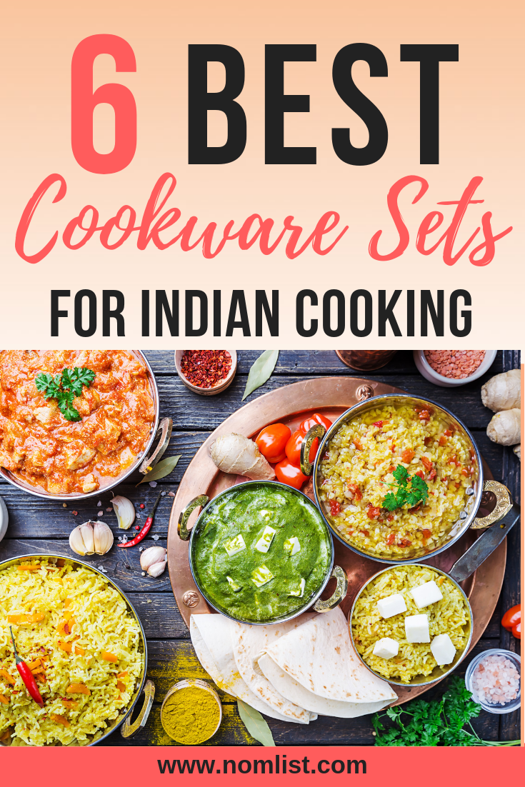 Best Non Stick Cookware for Indian Cooking