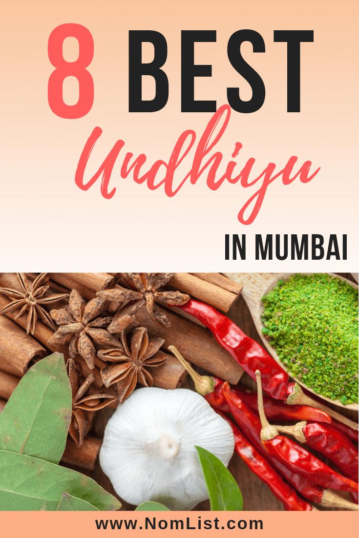 Best Undhiyu in Mumbai