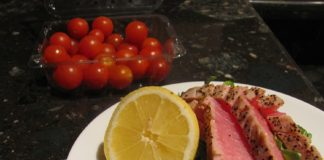 Edible Hawaiian Fish - Ahi Tuna