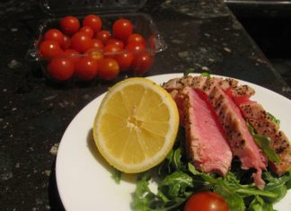 Edible Hawaiian Fish - Ahi Tuna