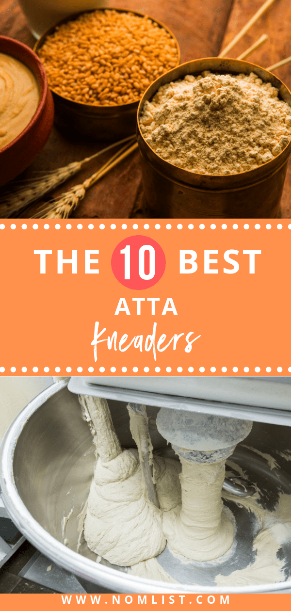 Atta is one of the most used flours in Indian cuisine. That's why we gathered the best-rated stand mixers for atta kneading on this list #indian #indianfood #atta #indianrecipes #indianbread #indiancuisine #naan #kitchentools #kitchengadgets #kitchenappliances