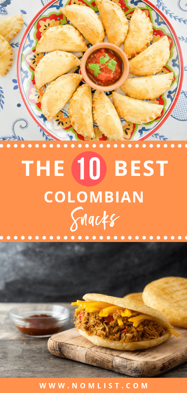 Whether you are just a curious foodie interested in taking a culinary adventure in Colombian treats or you are a displaced Colombian longing for the taste of home, you've come to the right place. So sit back and get ready to discover the best snacks Colombia has to offer! #snacks #colombiansnacks #snackfoods #snacking #worldsnacks #colombianfood #colombiancuisine