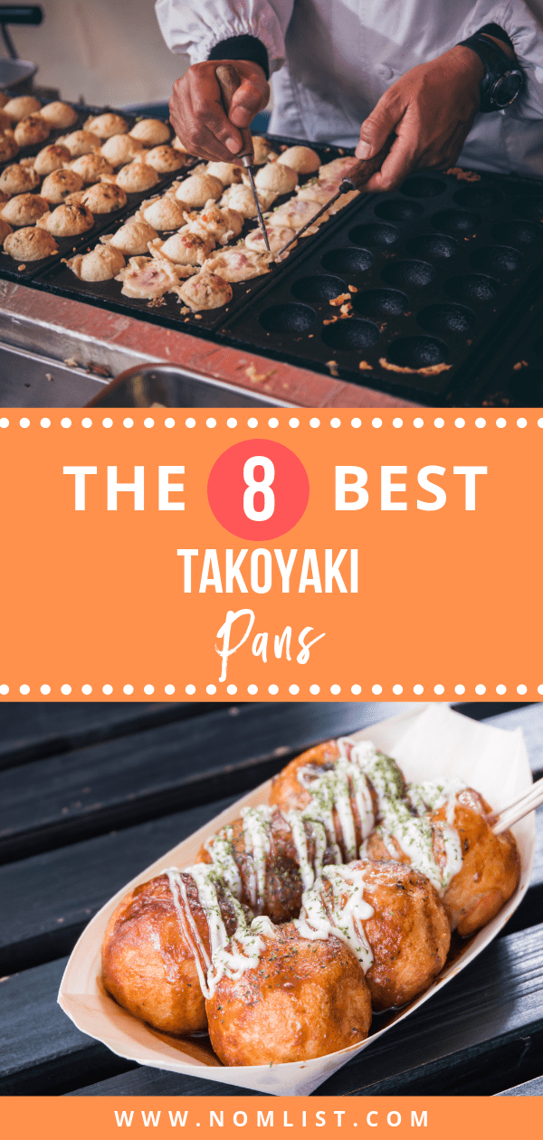 If you're a fan of Japanese cuisine, then you've definitely heard of the delicious octopus appetizers takoyaki. We found some of the best takoyaki pans on the market and selected the top picks just for you.  #takoyaki #takoyakipan #octopus #octopusballs #japanesefood #japan #japanesecuisine #japaneserecipes #recipes #kitchentools #kitchenware