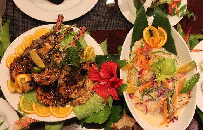 Fiji Indian Food
