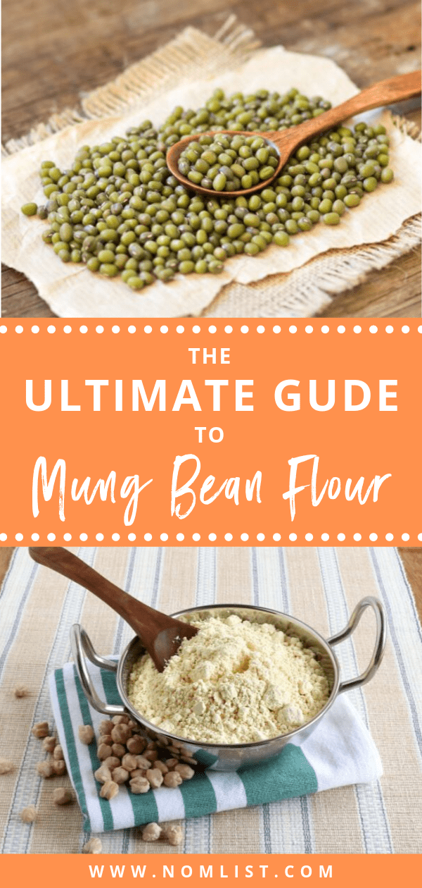 Mung Beans (also known in the US as Chickasaw peas/garbanzo beans), are a legume in the Fabaceae family that are primarily used in both sweet and savory dishes. What we're also talking about today Mung Bean Flour. #mungbean #mungbeanflour #flour #asianfood #asiancooking #asiancuisine #baking #cooking