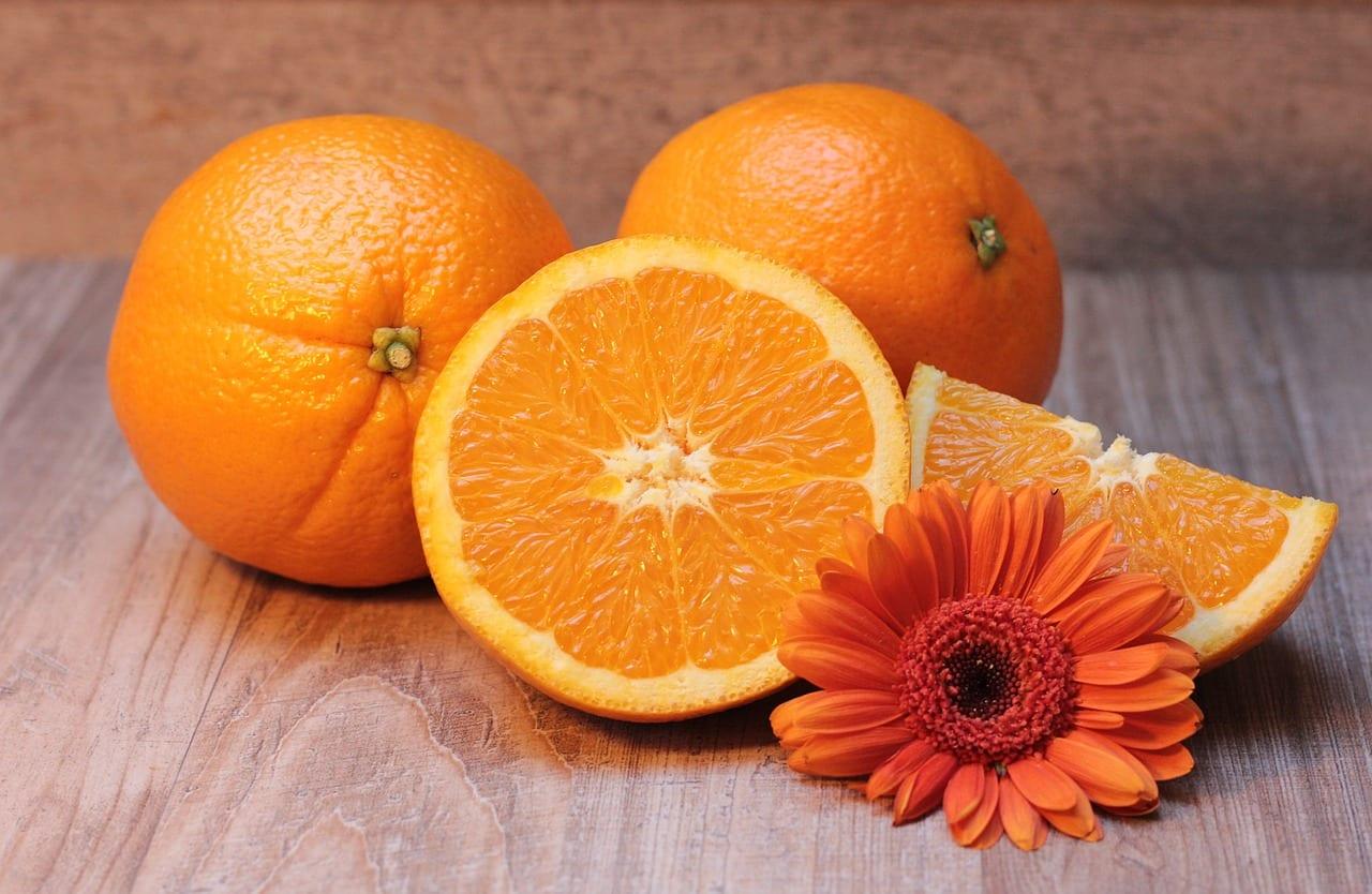 Fruits in Ghana - Oranges