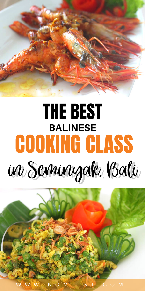 If you love to cook and are planning a trip to Bali, this is a cooking class you don't want to miss. Learn to cook authentic flavors of Bali in this in