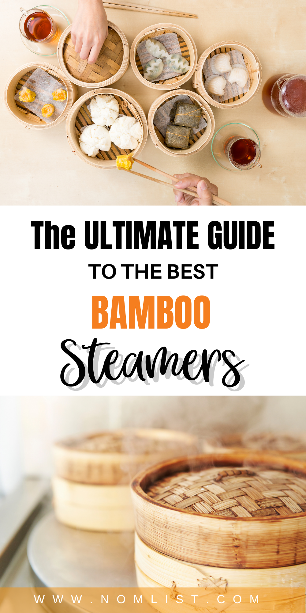 If you ever had Chinese dim sum on a Sunday mid-morning, then you're definitely familiar with the scrumptious delicacies a bamboo steamer can yield. Now, you can actually cook these mouth-watering delights and other steamed cuisines with these best bamboo steamers on the market!